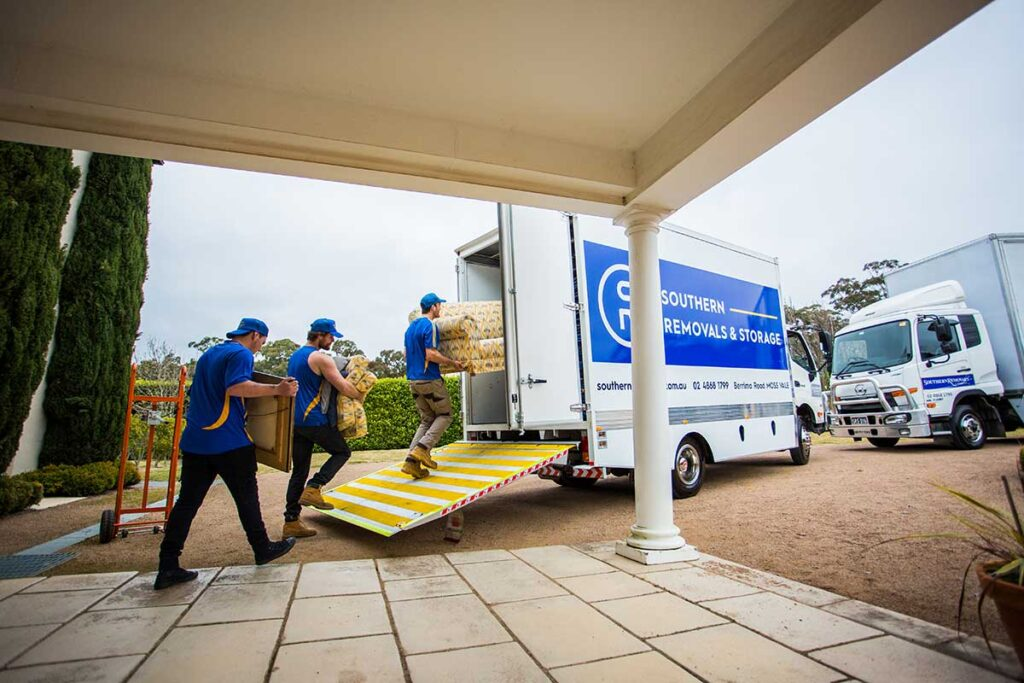 Southern Removals & Storage, NSW Southern Highlands