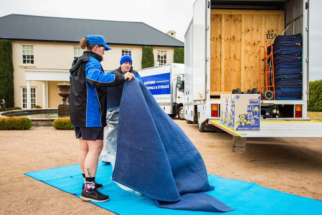 Southern Removals & Storage, Southern Highlands jobs